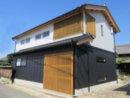 新築工事の施工実績<愛知県春日井市S様邸>更新いたしました