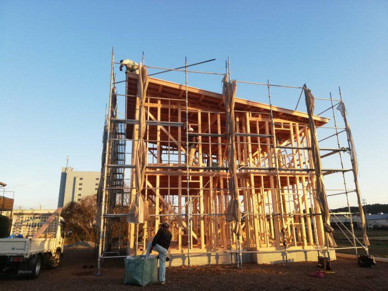 新築工事:岐阜県関市