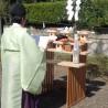 岐阜県各務原市の新築工事現場