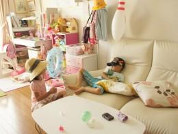 子どものリビング学習をスムーズに進めるコツ