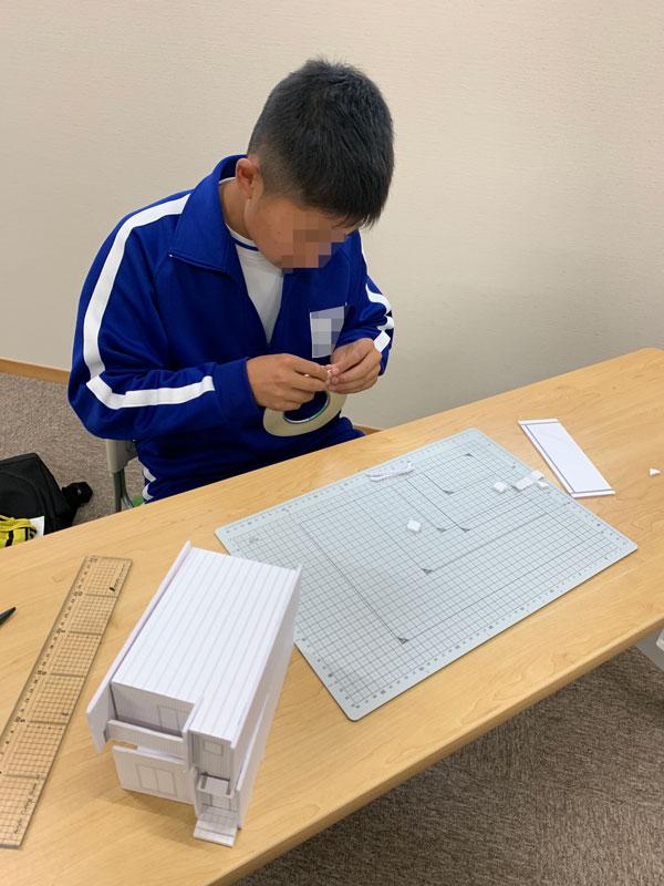 職場体験:平田建設株式会社
