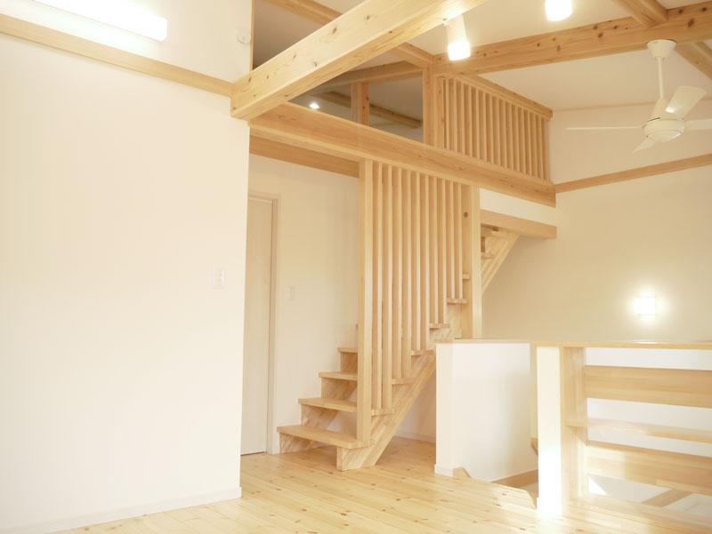 生活を楽にする回遊動線を有する機能的なZEH住宅